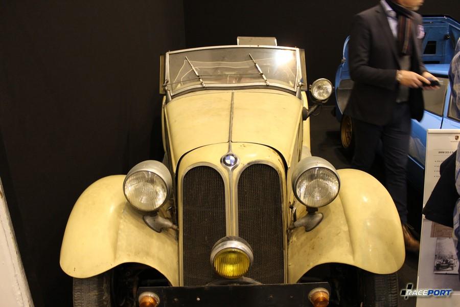 BMW 315-1 Sport Roadster 1935 г. в. Стоимость 249 900 Euro