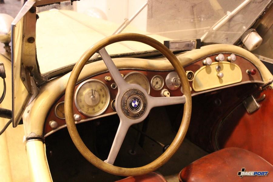 BMW 315-1 Sport Roadster интерьер
