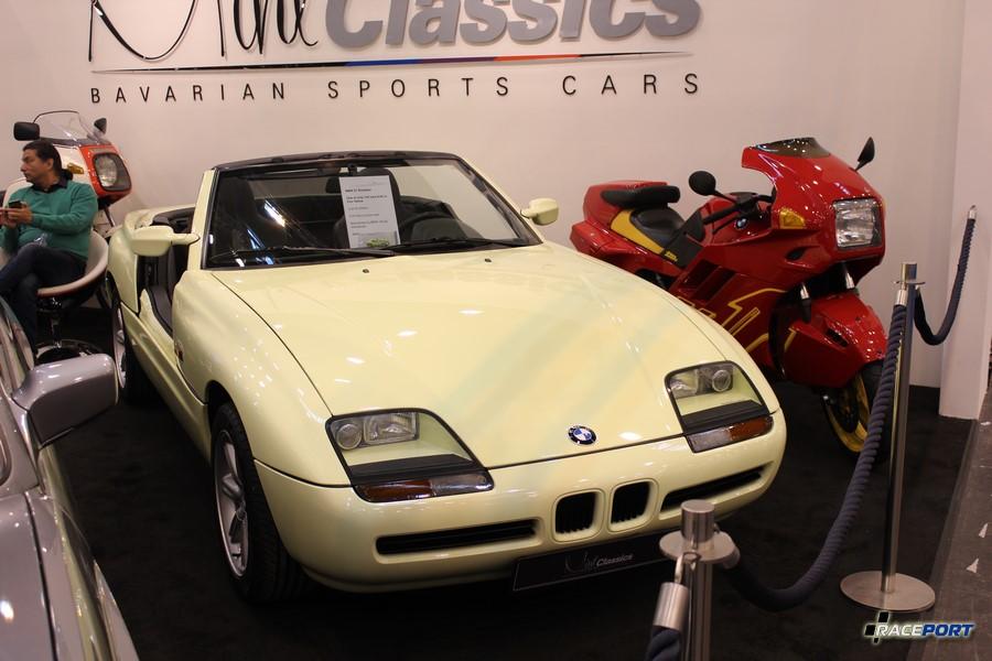BMW E30 Z1 Пробег 20 250 км. Одна из 135 выпущенных в цвете Fun Yellow