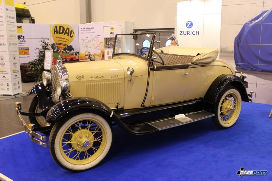Ford Model A Roadster 1929 г. в. 40 л. с. 3236 ссм