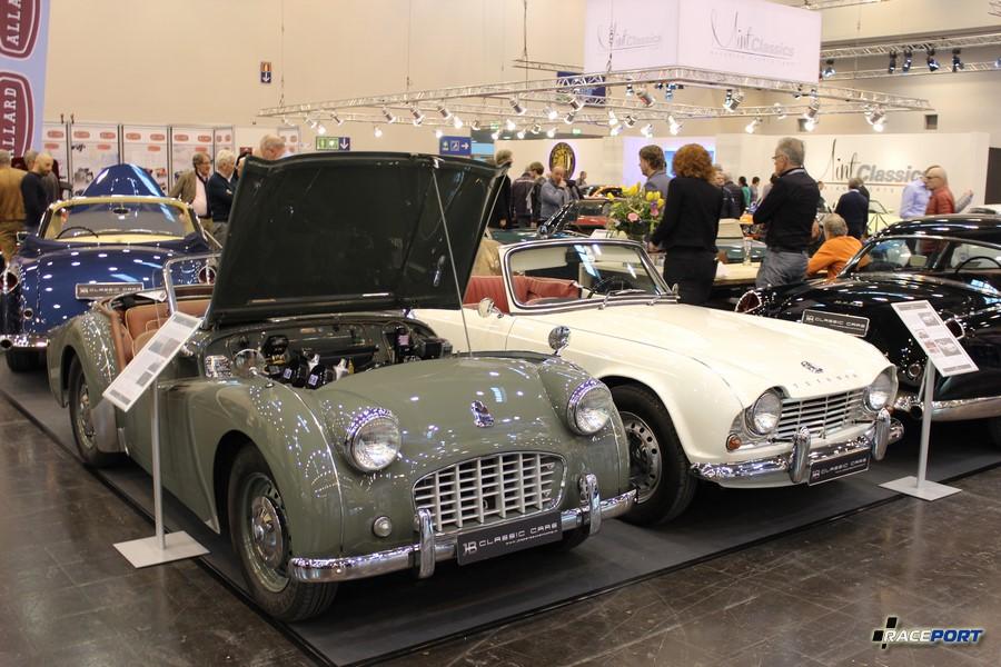 1957 Triumph TR3. 2.0L, 100 Hp, 170 km/h, 955 kg