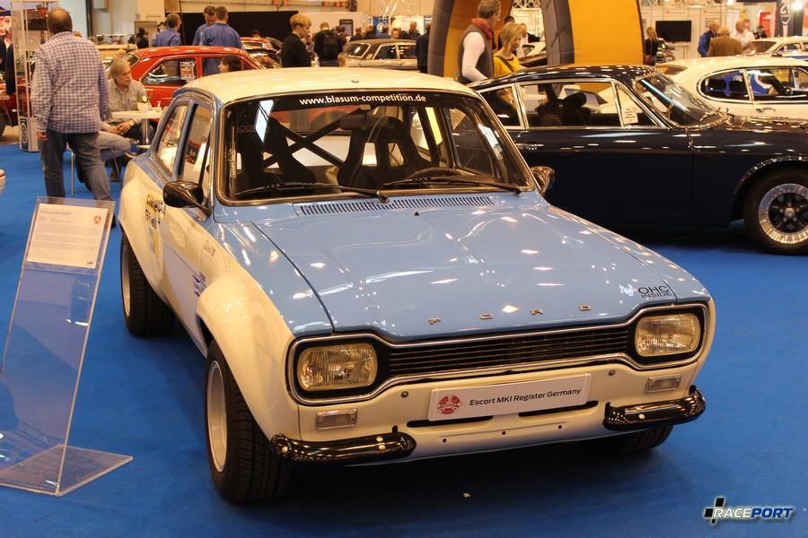 Ford Escort Mk1 2000 GT 1969 г. в. 2.0 л, 4 цил., 162 л. с.