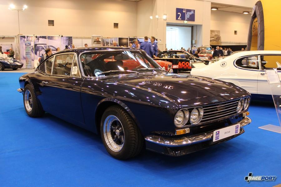 1967 г. в. Ford OSI 20M TS 2.8i Мотор V6, 2772 куб см, 150 л. с.