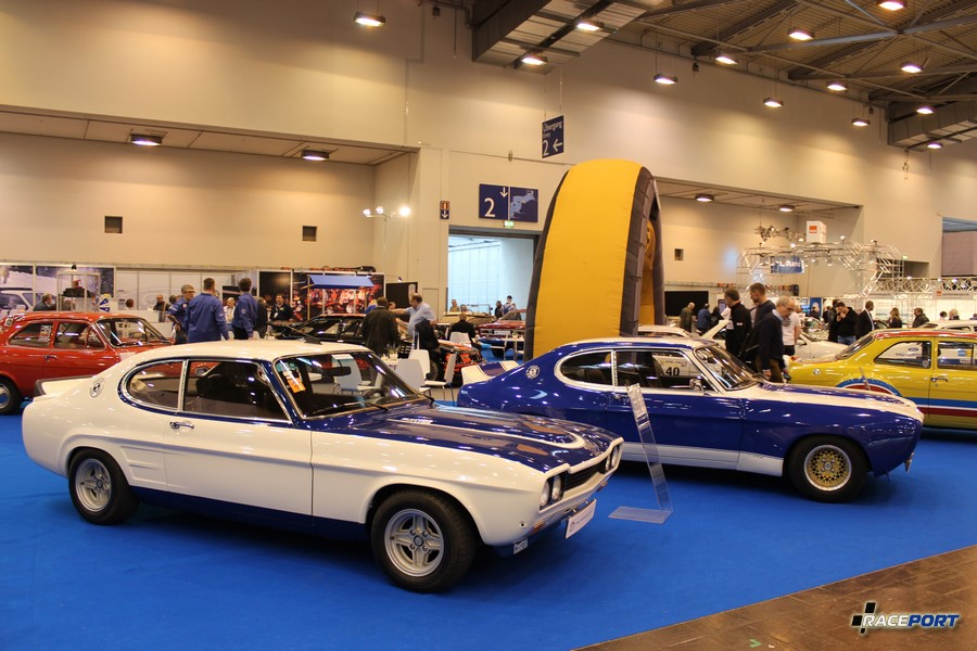 1973 г. в. Ford Capri MK1 2600 RS Мотор V6, 2600 куб см, 150 л. с.