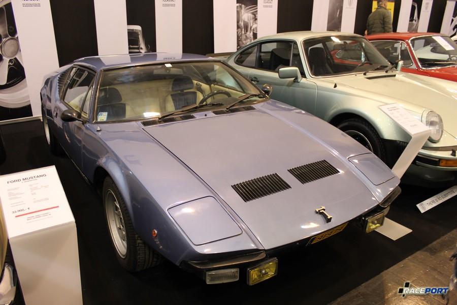 De Tomaso Pantera GTS 1979 г. в. V8 330 л.с. пробег 32 000 км