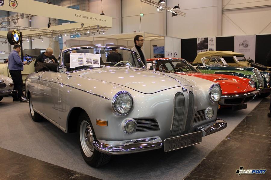 BMW 502 Cabrio Autenrieth 1958 г. в. номер шасси 63 112