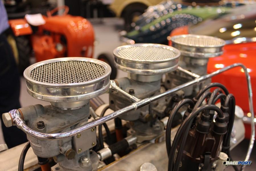 Горизонтальные карбюраторы от БМВ 60х