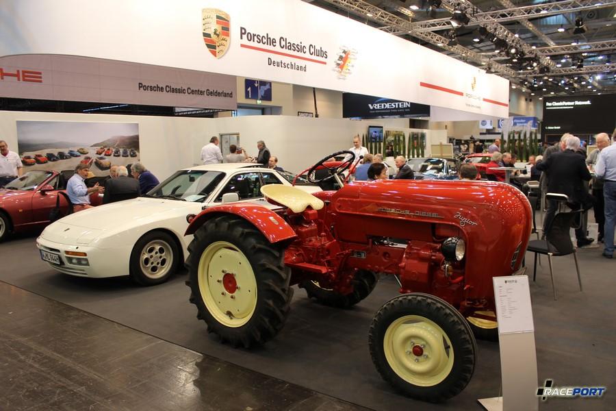Трактор Porsche Diesel Junior