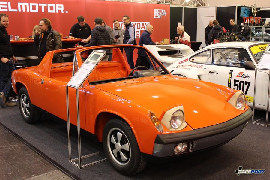 Porsche 914/6 2.0л 110 л.с. 1970 г. в. 147 000 Euro