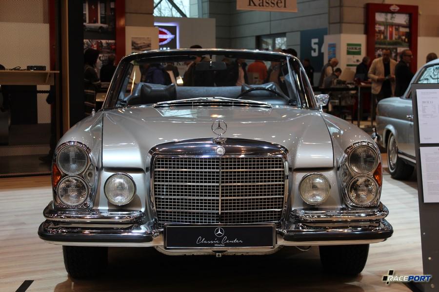 Mercedes-Benz 280 SE 3.5 Cabrio (W111) 1970 г. в. 419 000 Euro