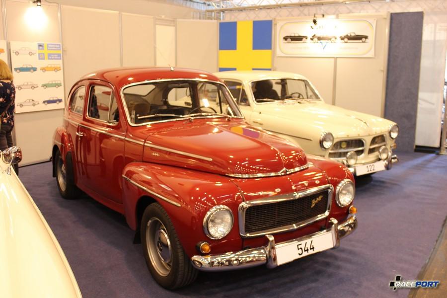 Volvo 544 и 122