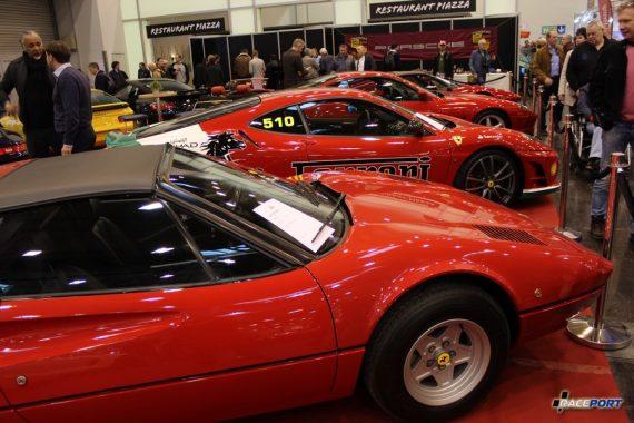 Выставка в Эссен «Techno Classica Essen» 2018 фотоотчет часть 5 — Italian cars