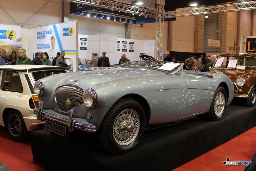 Austin Healey 100-4 BN1 1954 г. в. 91 л. с. 6892 миль 71 500 Euro