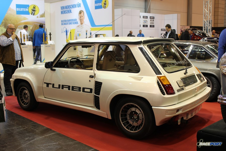 1982 г. в. Renault 5 Turbo 1; 4 цил. 1,4 л, 160 л. с. 38683 км, 115 000 км