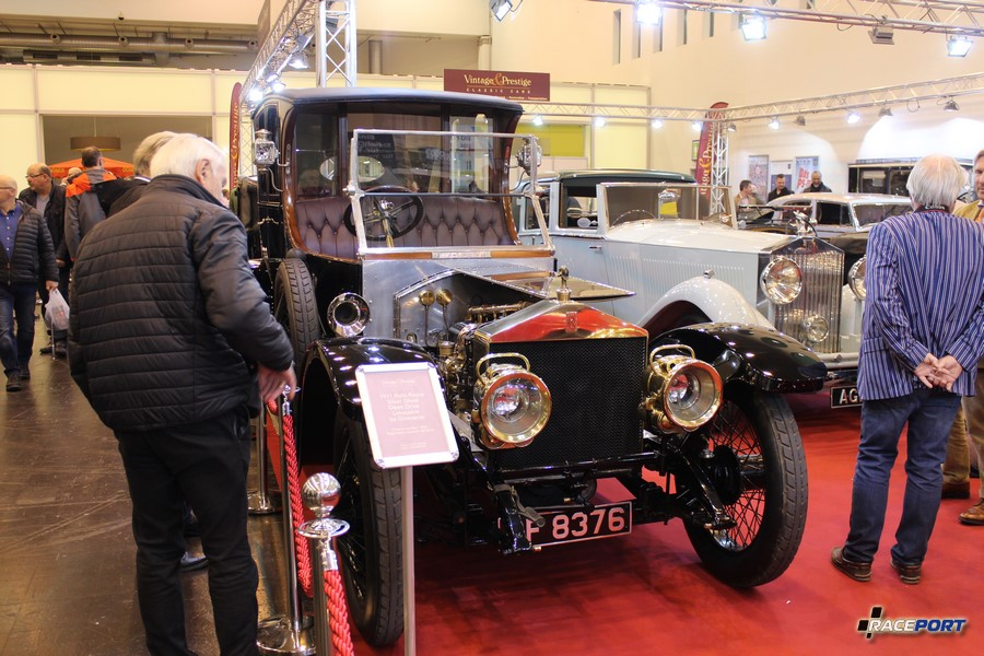1911 г. в. Rolls Royce Silver Ghost Open Drive Limousine by Grosvenor. Num. Chassis 1524. Price: 1 616 000 Euro