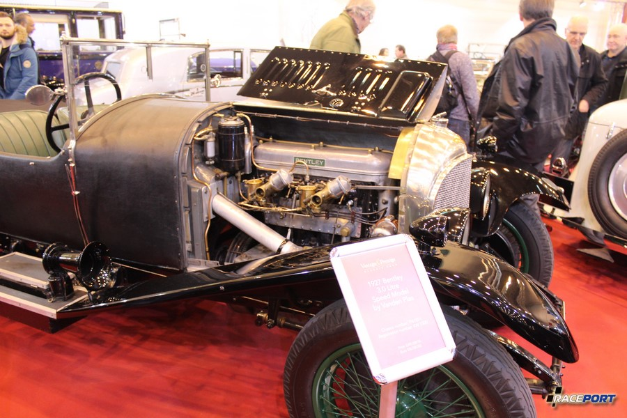 1927 г. в. Bentley 3.0 L Speed Model. 556 000 Euro