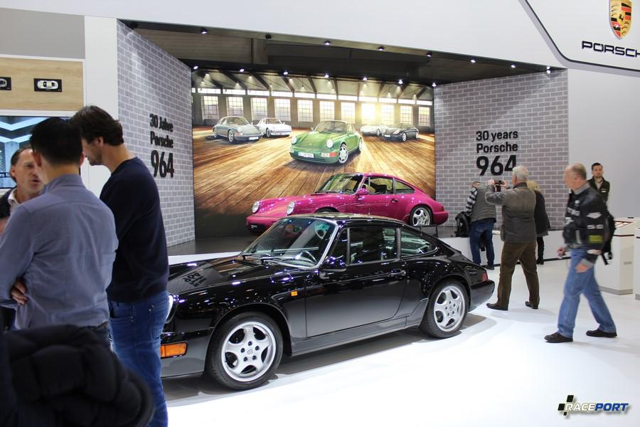 Юбилей 30 лет Porsche 964