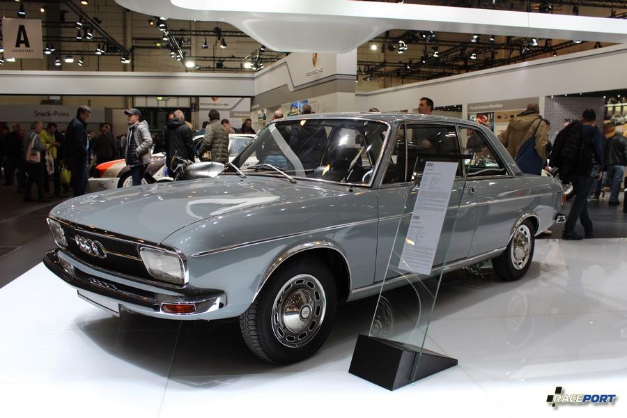 Audi 100 LS 1972