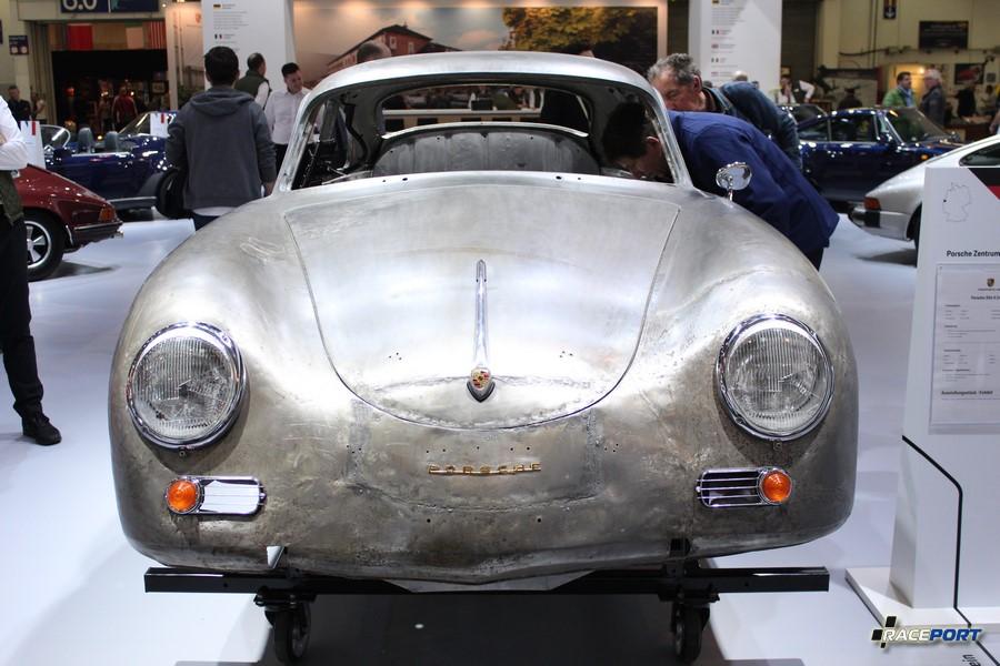 Porsche 356 A, экспонат из музея Порше