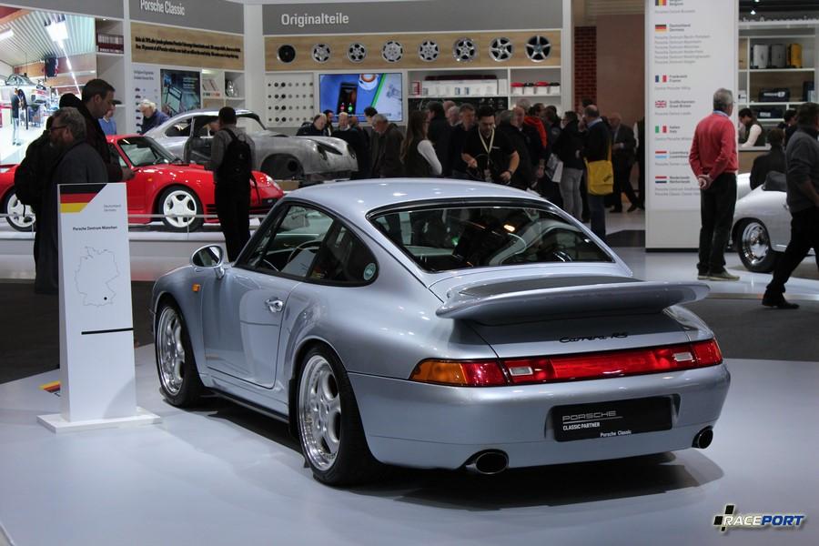 Porsche Carrera RS