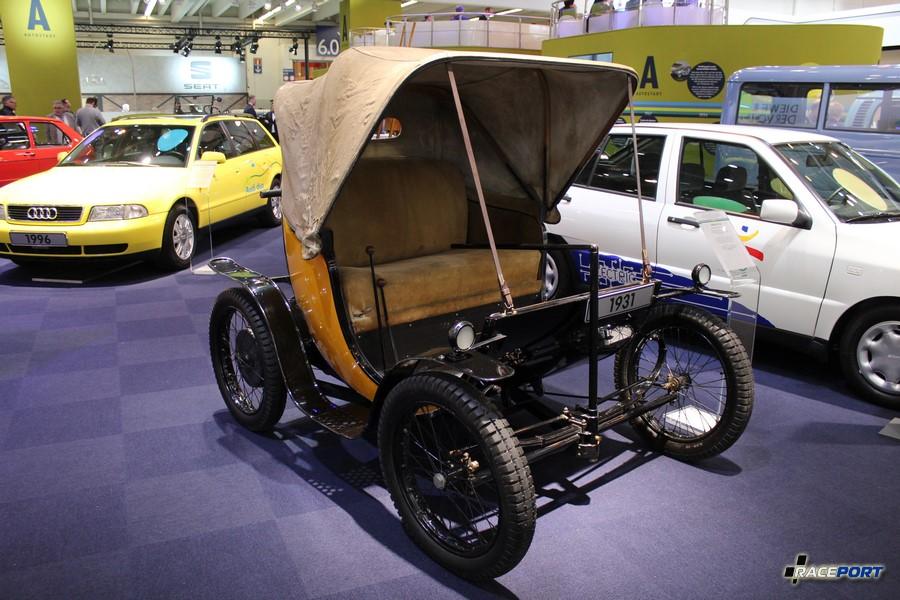 1931 Bugatti Typ 56. 350 kg