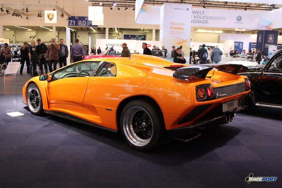 Lamborghini Diablo GT 1999 г. в.