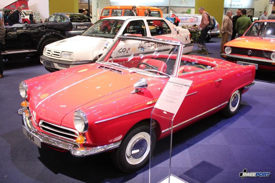 NSU Wankel Spider 1964