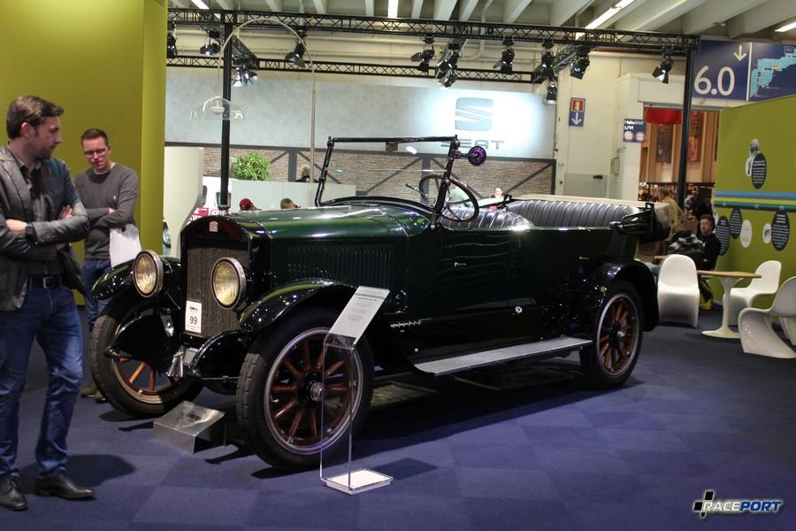 Dampfwagen Stanley 735B 1919 г. в.