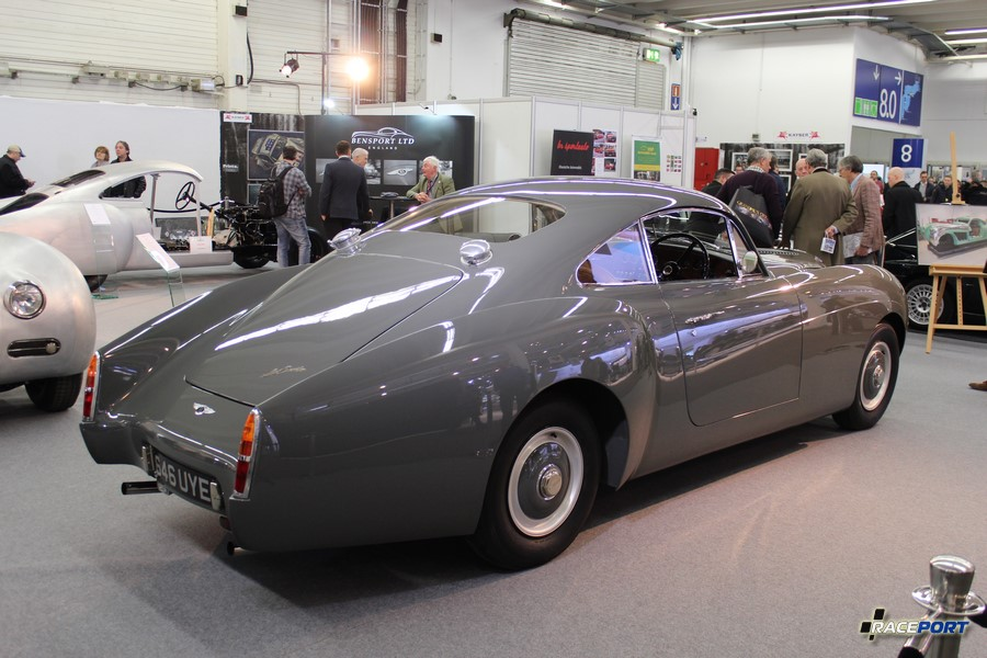 1954 г. в. Bentley R-Type