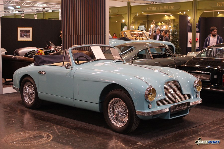1952 г.в. Aston Martin DB2 DHC 495 000 Euro