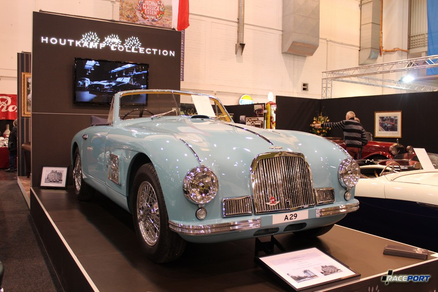Aston Martin DB2 1St. Sanction 1 из 6 выпущенных
