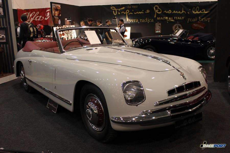 1947 г. в. Alfa Romeo 6C 2500. 550 000 Euro