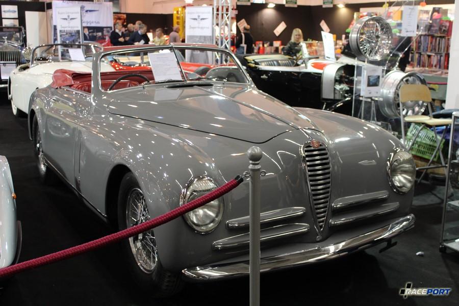 Alfa Romeo 6C 2500 Super Sport Pininfarina Cabriolet 1946 г. в. (Алюминиевый кузов) 595 000 Euro