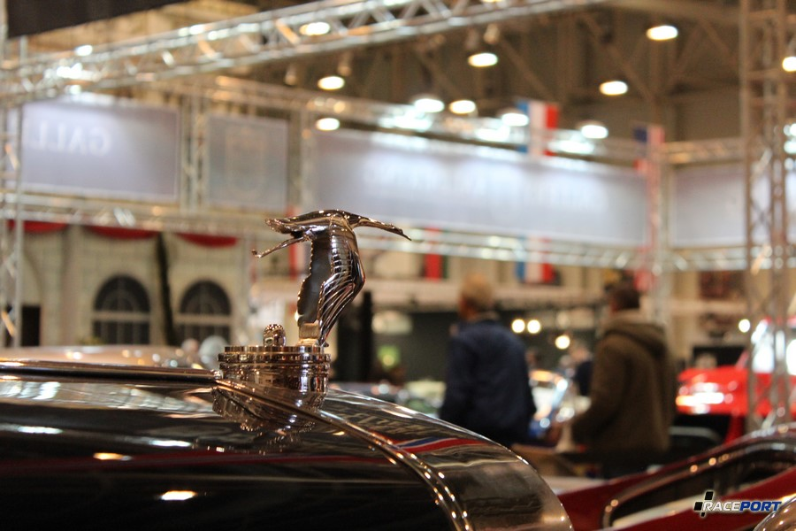 Статуэтка Hispano-Suiza