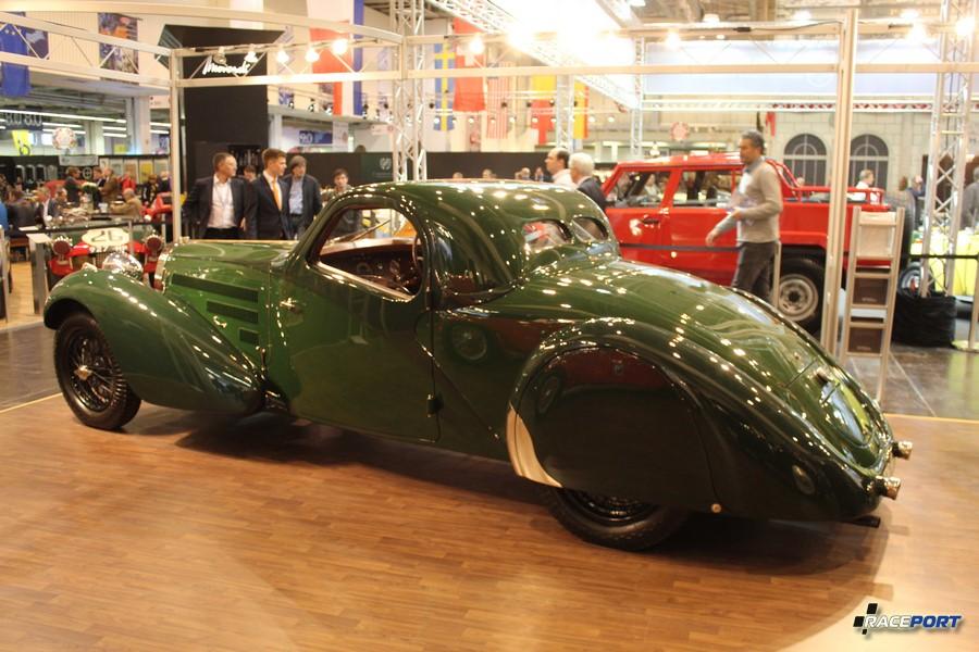1934 г. в. Bugatti Type 57 Atalante