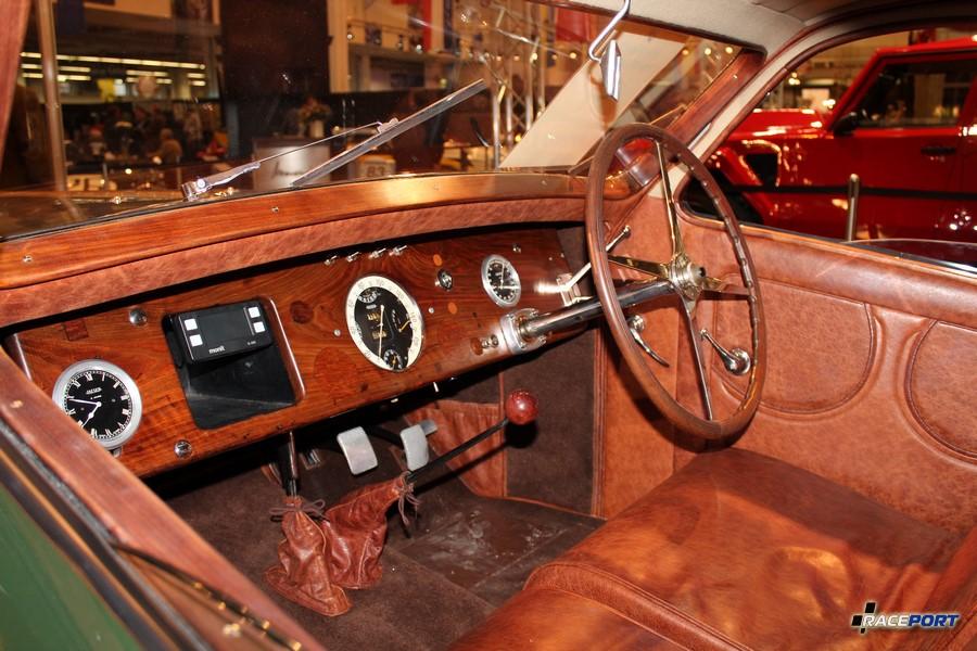 Interior Bugatti