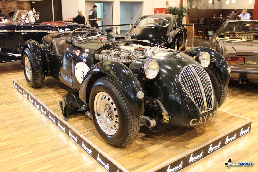 1950 г. в. Healey Silverstone
