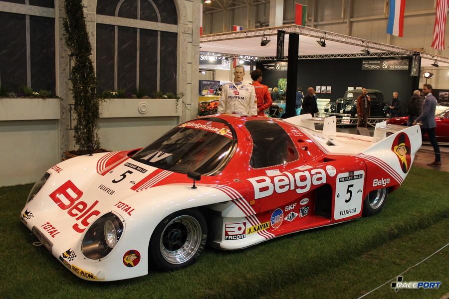 Легенда Ле-Мана: Rondeau M378, 1978 г. в. V8, 3.0 л, 460 л. с. 760 кг веса, макс. скорость 325 км/ч