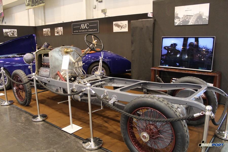 Шасси от Austro-Daimler 6-17 1922 г. в. 6 цил. 4424 ccm