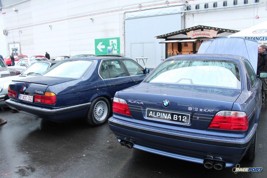 BMW E32 & Alpina B12 5,7; 6471 км, 29 500 Euro № 117 из 202