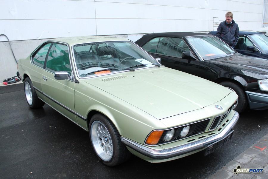 BMW 633CSi E24; 152 000 km; 17 490 Euro