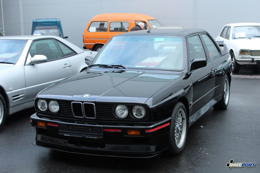 1990 BMW M3 Sport Evolution 2,5L 119 500 Euro :)
