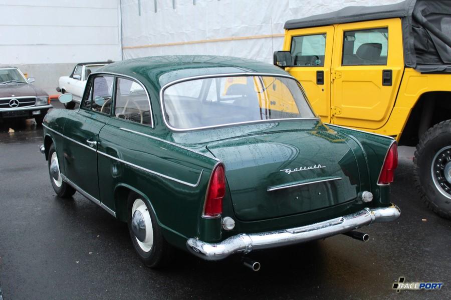 1960 Goliath Hansa 110 Coupe; 17 500 Euro