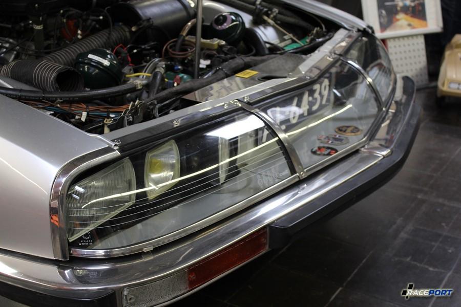Citroen SM 1970-1975 года