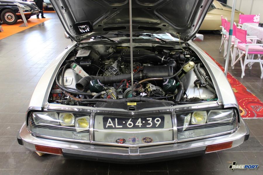 В этом автомобиле много уникальных вещей, начиная от дизайна и до технических составляющих
