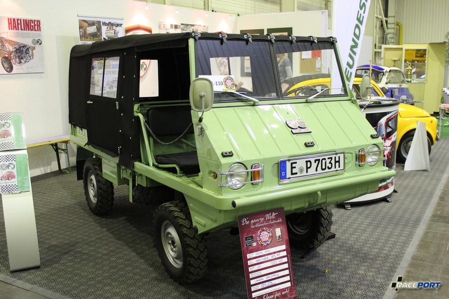 1969 Steyr Puch Haflinger 703 AP