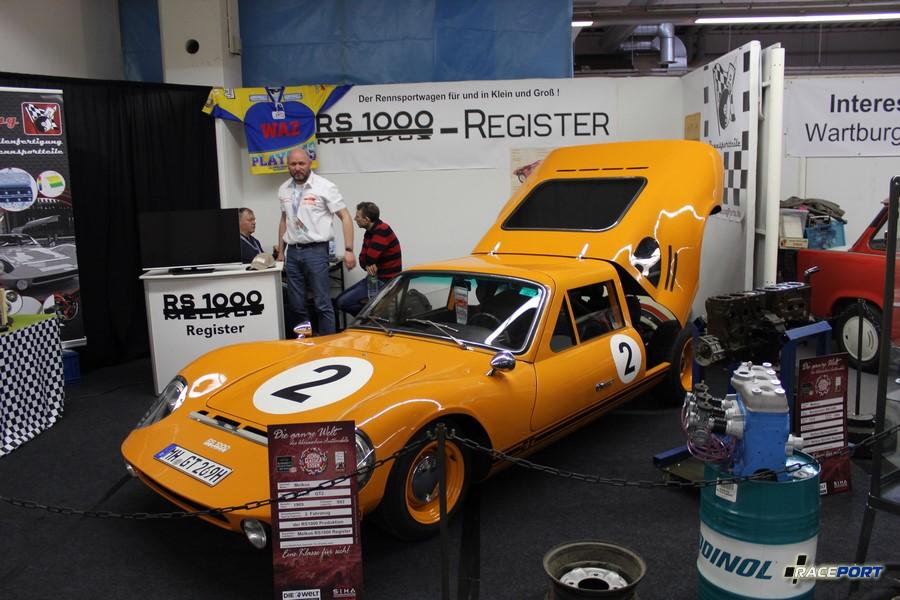 1969 Melkus RS1000 GT2