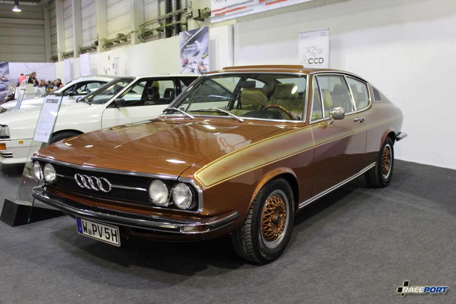 Audi 100 Coupe S 1975 г. в.