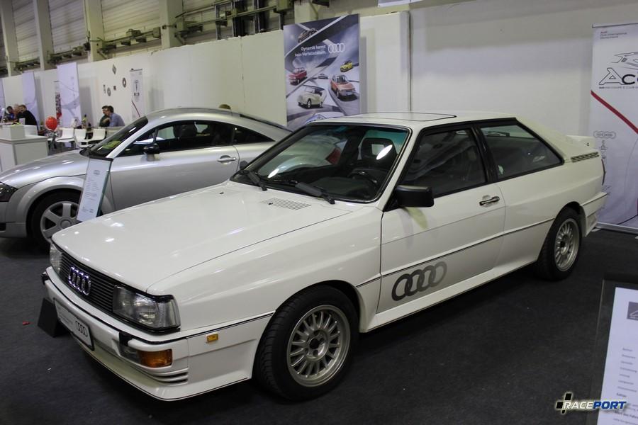 Audi Quattro 20V 1989 г. в. 50 000 euro