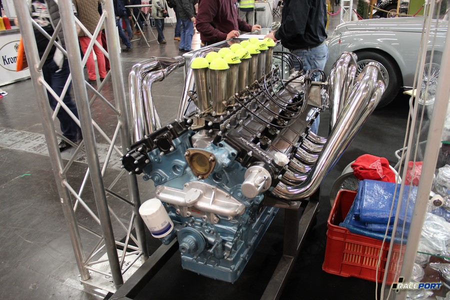 Engine Lamborghini Marine L804 Grand Prix offshore V12 1989 г. 17 500 Euro